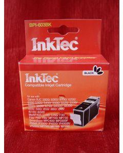 Kartridż InkTec BPI-603BK - zamiennik dla BCI-3BK, BCI-3eBK