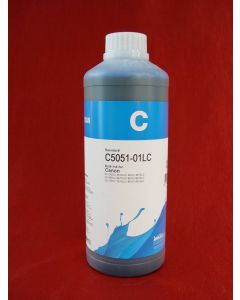 1 litr   cyan, InkTec Bulk  C5051-01LC