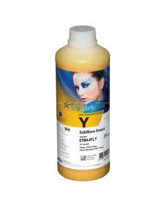 1 litr  Atrament  InkTec -yellow  Sublimacyjny, DTI04-01LY, SubliNova Smart  Dye