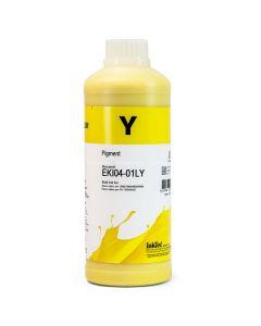 1 litr  Atrament InkTec  EKI04-01LY , Power Chrome K3 Pigment  Yellow  Epson.