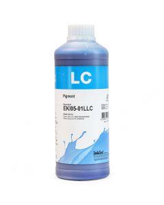 1 litr  Atrament InkTec  EKI05-01LLC , Power Chrome K3 Pigment  Light Cyan  Epson.