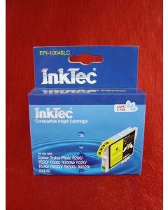 kartridż InkTec EPI-10048LC - zamiennik dla T0485