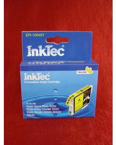 kartridż InkTec EPI-10048Y - zamiennik dla T0484
