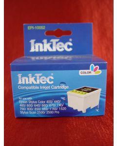 kartridż InkTec EPI-10052- zamiennik dla T052, S020089, S020191, S191089